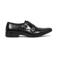 Derby con fibbia (Black)